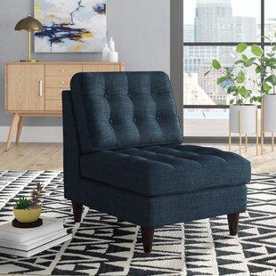 Warren Slipper Chair by La..