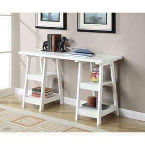 double trestle ladder desk