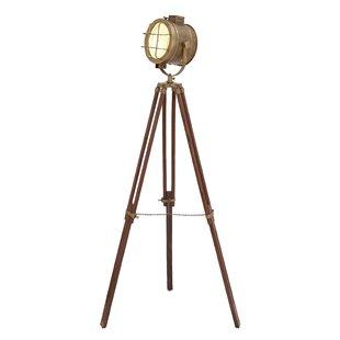 Best Reviews Burlington 70 Tripod Floor Lamp By Beachcrest Home