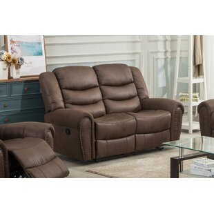 Price Check Cavallo Reclining Loveseat by Red Barrel Studio Reviews (2019) & Buyer's Guide