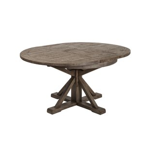 Gracie Oaks Meunier Extendable Dining Table