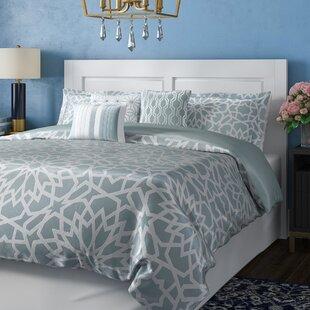 Willa Arlo Interiors Hitesh 7 Piece Comforter Set