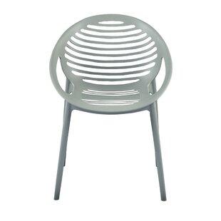 Orren Ellis Anika Arm Chair (Set of 4)