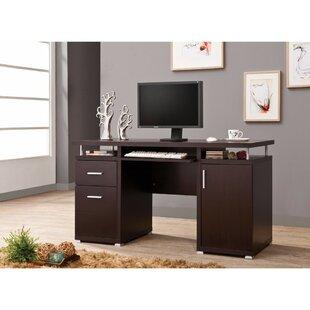 Orren Ellis Reddish Computer Desk