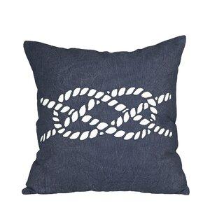 Knot Pillow | Wayfair