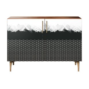 Deloera 2 Door Accent Cabinet by Wrought Studio