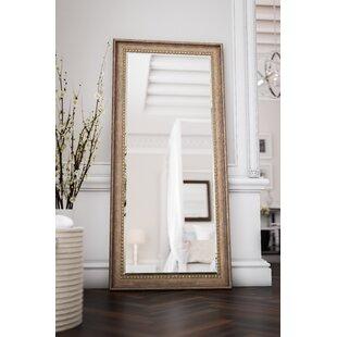 Distressed Floor Mirror Wayfair