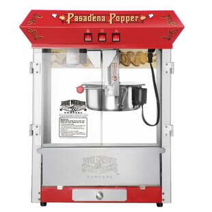 8 Oz. Pasadena Popcorn Machine