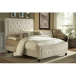 Darby Home Co Bettyann Upholstered Panel Bed