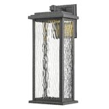 Bradly 1-Light Outdoor Wall Lantern