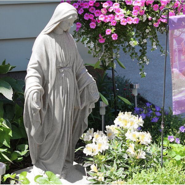 Superieur EMSCO Group Virgin Mary Statue U0026 Reviews | Wayfair