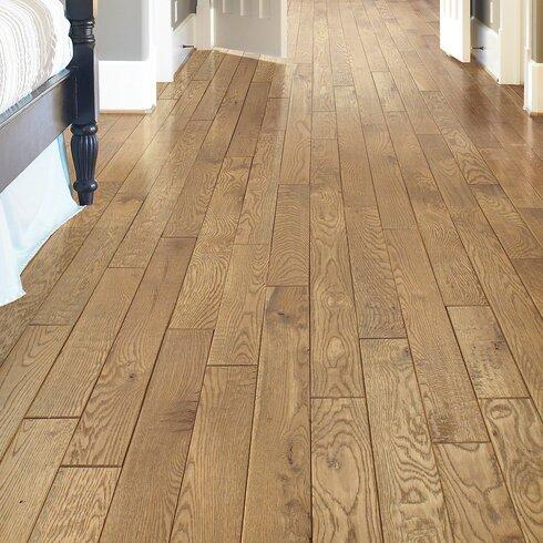 Shaw Floors Sweetwater 4 Solid White Oak Hardwood Flooring In