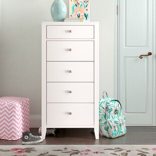 Read Reviews Granville 5 Drawer Chest by Viv + Rae Reviews (2019) & Buyer's Guide