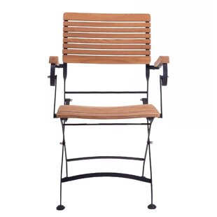 Hayfield Folding Garden Chair By Sol 72 Outdoor