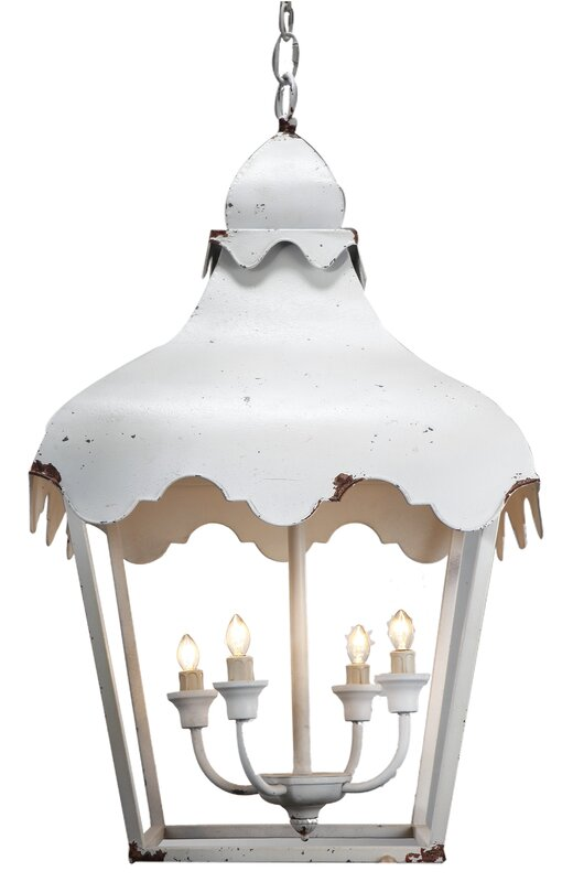 Lussan Lantern Pendant #farmhouse #lantern #pendant #lighting