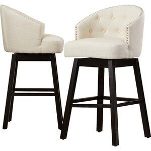 Farmington Swivel Barstool (Set of 2)