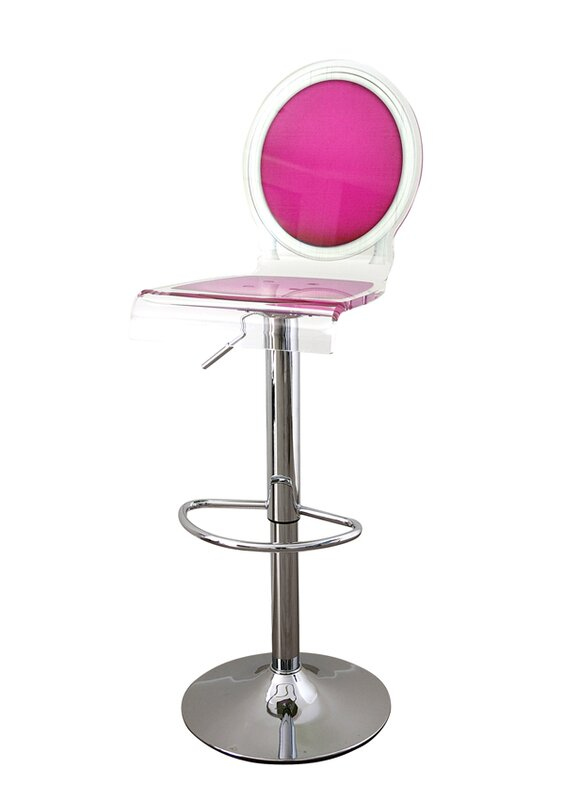 Medallion Sixteen Adjustable Height Swivel Bar Stool Buy Online In Antigua And Barbuda At Antigua Desertcart Com Productid 131780357