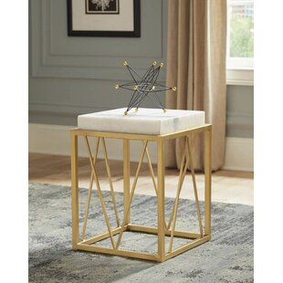 Ardelia End Table by Everly Quinn