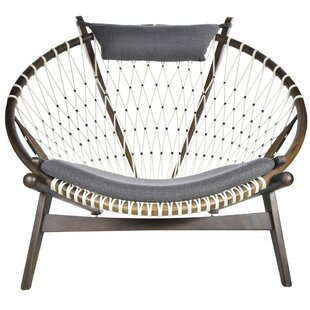 Galdamez Barrel Chair by Bungalow Rose
