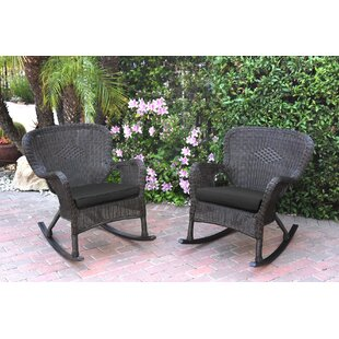 Damarion Rocking Chair (Set of 2) by Mistana
