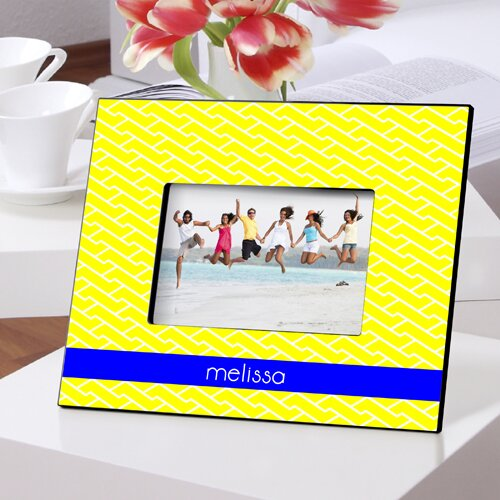 Jds Personalized Gifts Personalized Gift Color Bright Picture Frame Wayfair