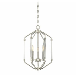 Hulsey 3-Light Geometric C..