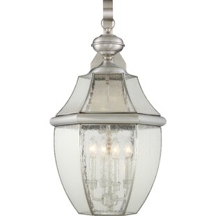 Three Posts Mellen 4-Light Outdoor Wall Lantern