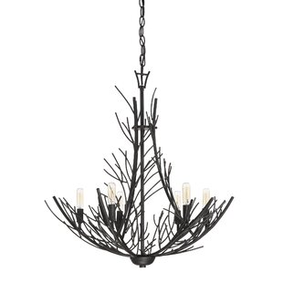 Loon Peak Azimuth 6-Light Novelty Chandelier