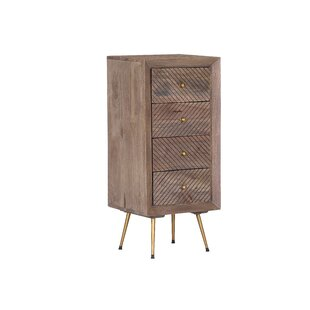 Aalin 4 Drawer Chest By Bloomsbury Market