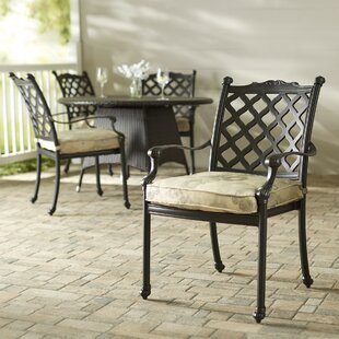 Kipling Patio Dining Chair with Cushion (Set of 4)