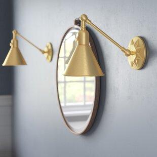 Edgemont 1-Light Swing Arm by Corrigan Studio