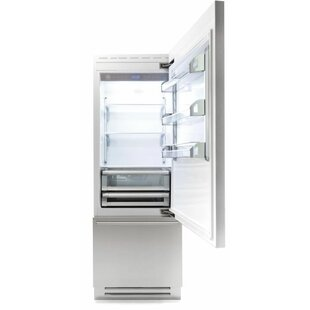 14 cu. ft. Counter Depth Bottom Freezer Refrigerator