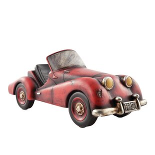 Retro Car 1 Bottle Tabletop Wine Rack by ..