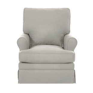 Darby Home Co Curtisville Swivel Rocker Glider