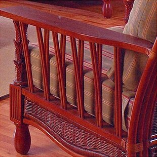 4500 Palm Harbor Chair by South Sea Rattan