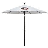 Ncaa Licensed 9 Market Sunbrella Umbrella