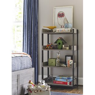 Read Reviews Mordecai 52 Bookcase By Mistana