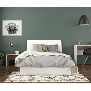 Latitude Run Belva Platform 3 Piece Bedroom Set