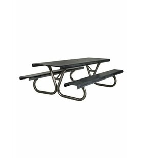 Site Furnishings Aluminum Picnic Table by Tropitone Purchase