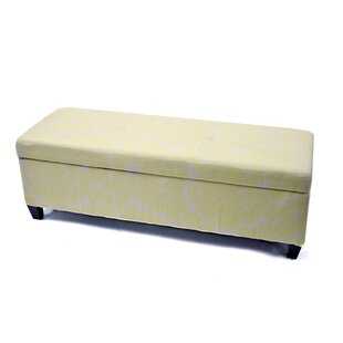 Donahue Storage Ottoman by Red..