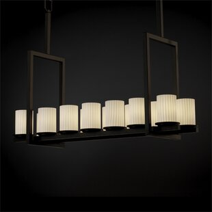 Brayden Studio Leland 14 Light Tall Bridge Chandelier