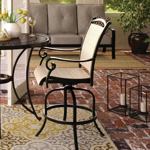 Toth Patio Bar Stool (Set of 2..