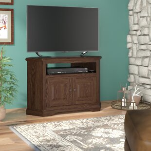 Compare prices Glastonbury TV Stand for TVs up to 40 by Loon Peak Reviews (2019) & Buyer's Guide