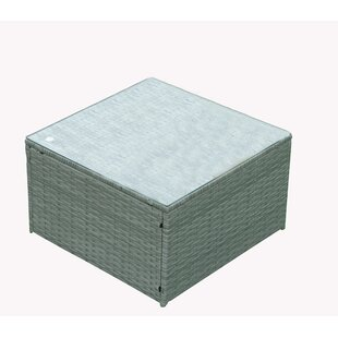 Waltia Wicker Coffee Table