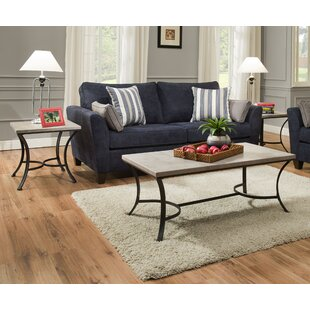 Best Reviews Washer Occasional 3 Piece Coffee Table Set By Latitude Run