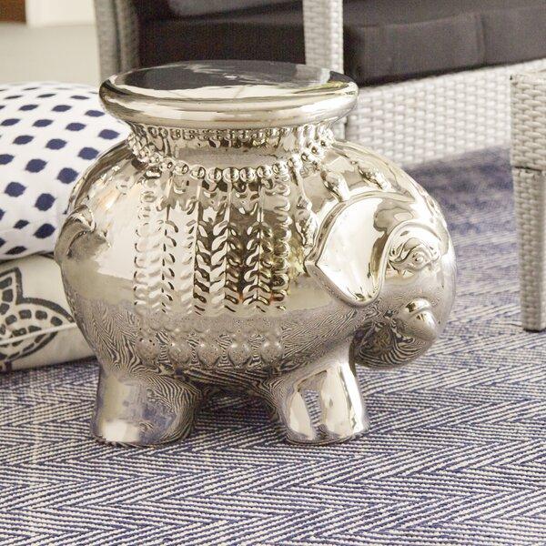 Fabulous Ceramic Elephant Garden Stool Wayfair Unemploymentrelief Wooden Chair Designs For Living Room Unemploymentrelieforg