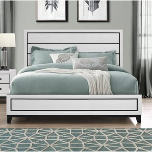 Jerold Panel Bed by Williston Forge