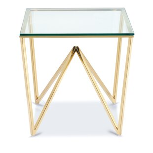 Coupon Shayla End Table by Orren Ellis