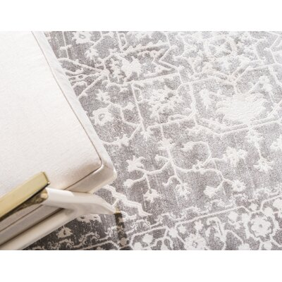 Gray Amp Silver Area Rugs You Ll Love In 2020 Wayfair