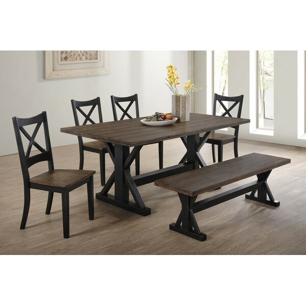 Merveilleux Landrum 6 Piece Dining Set